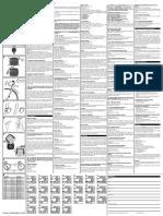 CicloMaster User Manual