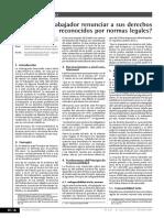 Articulo de Laboral
