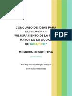 Memoria-Descriptiva 003 Arquitectura