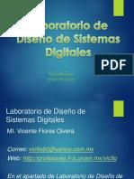Lab Diseño de Sistemas Digitales Evaluacion 2018-I