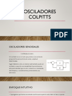Osciladores Colpitts