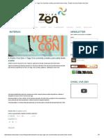 Yoga Con convida a todos para este lindo evento