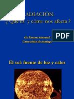 2.0. ¿Que Es La Radiación