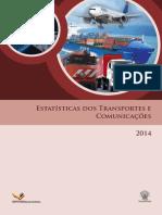 Transportes e Comunicacoes- 2014