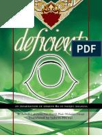 The Deficiencies of Women in the Eyes of Imam Ali in Nahjul-balagha - Ayatullah n. m. Shirazi