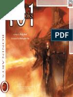 d20 Ronin Arts 101 Spellbooks Revised