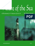 d20 Ronin Arts Allure of the Sea