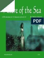 d20 Ronin Arts Allure of the Sea