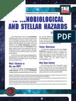d20 Ronin Arts Future 13 Xenobiological and Stellar Hazards
