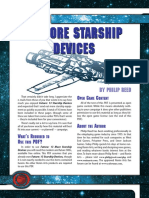 d20 Ronin Arts Future 13 More Starship Devices