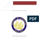 2017 Riverside County Pension Advisory Review Committee Report