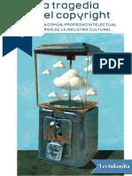 La tragedia del copyright - Mario Dominguez.pdf