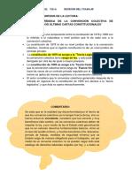 nivel jurìdico del convenio colectivo en el perù