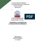 Republica Bolivariana de Venezuela Urbe