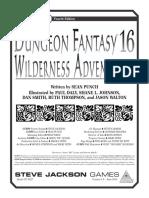 GURPS Df5 Wilderness Adventures