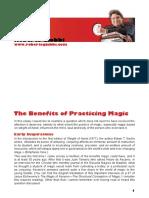 Benefits of Practicing Magic
