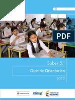 Guia de orientacion saber quinto - 2017.pdf