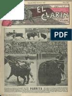 El Clarín (Valencia). 26-1-1929