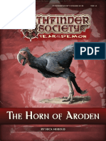 19 the Horn of Aroden