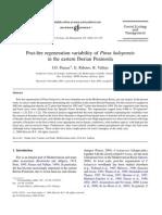 2004-Pausas-FEM-Pinus-halepensis-regeneration