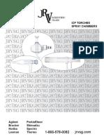 JRVSG Catalog