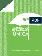 2017 Manual de Normalização 3º Edição