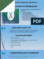 Mac Version 10.9