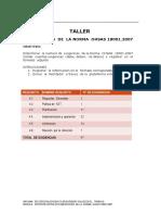 1 t01 Exigencias de La Norma Ohsas 18001 2007