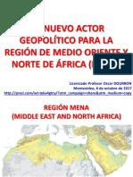 Nuevo Actor Para La Región MENA