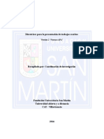 Directrices Presentacion Trabajos Escritos Apa