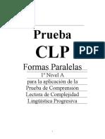 Prueba CLP