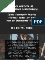 Guia Gratuita Marketing Gastronomico