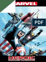 Capa Final Marvel - Frente