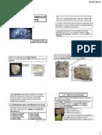 28.La Formacion de Minerales y Rocas