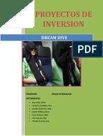 Proyecto de Inversion Dreamdive