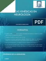 Técnicas Kinésicas en Neurología