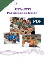 JOTA JOTI Participants Guide V1