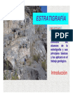 Estratigrafia Introduccion