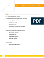 Competencias y Actividades - U3