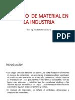 4 SEMANA -MANEJO  DE MATERIALES - ING PLANTAS---.pptx