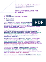 Live - Praying for Light BY Praying for Dark - Paradox Again