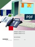 Hipath_3000 - Service Manual