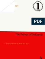 Psalmii Regelui David in Greaca