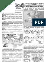 Geografia - Pré-Vestibular Impacto - Formação das Regiões do Mundo