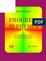 Progress in Physics Vol. II 2010