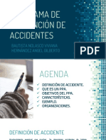 Programa de Prevención de Accidentes