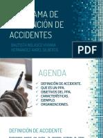 Programa de Prevención de Accidentes