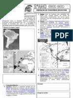 Geografia - Pré-Vestibular Impacto - Formação do Território Brasileiro I