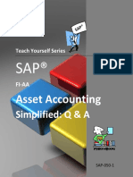 SAP-050-1- Asset Accounting Simplified - Q & A