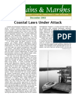 December 2002 South Carolina Environmental Law Project Newsletter